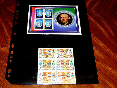 Lesotho stamps for sale - 10 mint hinged and CTO stamps - nice !!