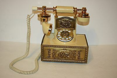 Vintage Bell Western Electric French Rotary Dial Telephone
