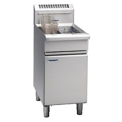 Waldorf Split Pan Gas Fryer 99% New Condition FREE Delivery & Installation