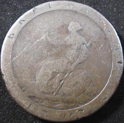 Gb4 - 1797 - Great Britain - One Penny Coin - Nr