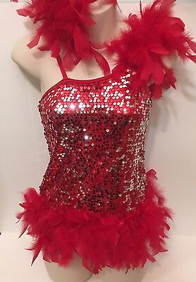 Tap Or Jazz dance costume Child Small