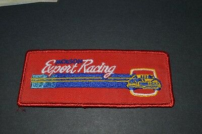 Molson Export Racing Patch New