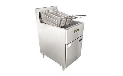 New Anets Anets SLG100 Gas Fryer - Weekly Rental $38.00