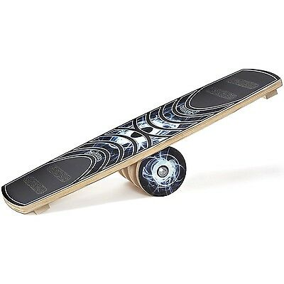Balance Board Trainer Roller Exercise Skateboard Surf Snowboards Bongo Indo Game