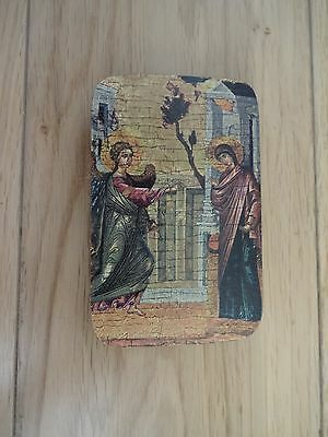 Angels in the garden - Blessed Religious relic 2