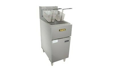New Anets Anets SLG40 Gas  Fryer - Weekly Rental $23.00