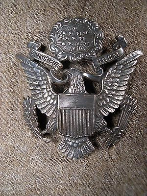 WWI U.S. Army Officer's Cap Badge