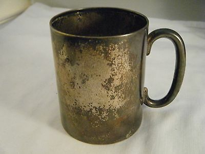 Sterling Silver Tankard England