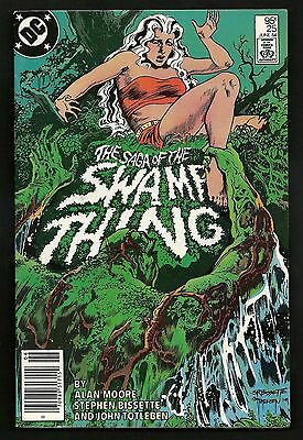 Swamp Thing 25 50 1st John Constantine & Justice League Dark CANADIAN NEWSSTAND