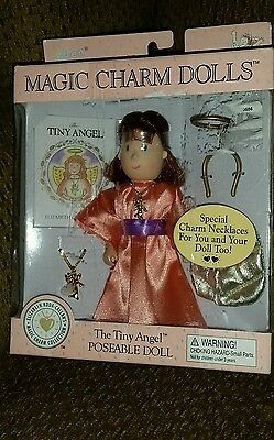 Magic Charm  the Tiny Poseable Doll 1999 retired
