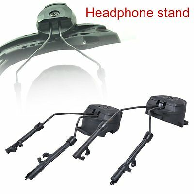 New Peltor Comtac ARC Adapter/Tactical Helmet Rail Suspension Headset Support