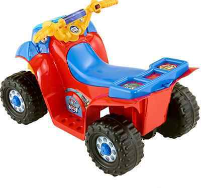 PAW Patrol Lil' Quad Fisher-Price Power Wheels Nickelodeon Toddler Ride on Toy