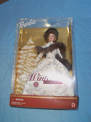 Winter Classic Special Edition Barbie Doll