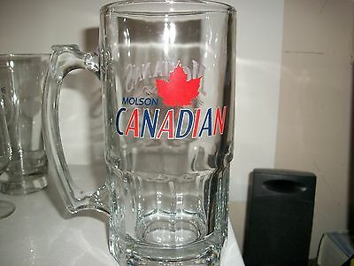Molson Canadian- Montana's Cookhouse-New Large Tankard