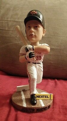 Rochester Red Wings Justin Morneau  Bobblehead  SGA Limited Edition NEXTEL