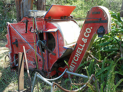 Vintage Harvester Mitcell & Co