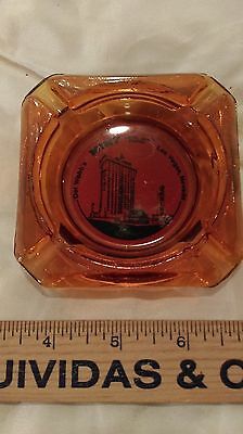 "Del Webbs "" Mint "" Hotel and Casino ashtray Las Vegas  3 1/2 by 3 1/2"