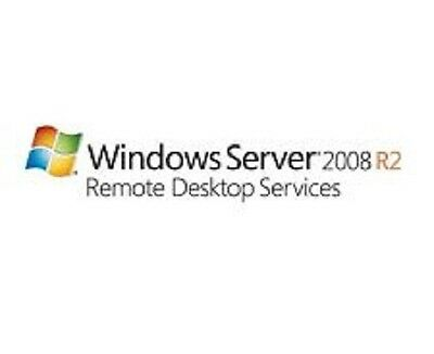 Remote Desktop Services (RDS) ~ 20 Device or User CALs - Server 2008 R2