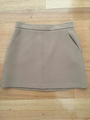 Witchery A-line skirt - size 10 brand new with tags