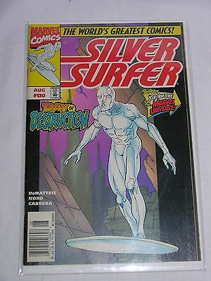 Silver Surfer #130 (Aug 1997, Marvel) NM Comic Book