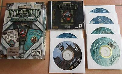 PC Game - Icewind Dale The Ultimate Collection Hard to Find