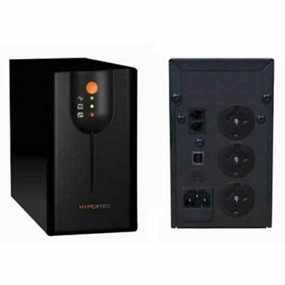 HYPERTEC UPS 1000VA Standalone Short circuit and overload protection