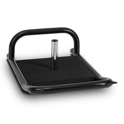 Capital Sports Sledder Strength Weight Sled Pulling Power Slide Solid Steel