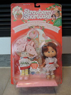 Strawberry Shortcake *Berry Best Party* Doll 1991 THQ (MOC)