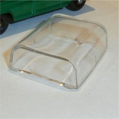 Matchbox Lesney 50 c Ford Kennel Truck Clear Canopy replacement part