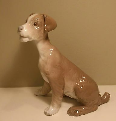 Lladro Tramp Dog 4583