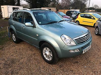 Ssangyong Rexton 2.7TD auto RX 270 SE Only 69000 Miles not ML270