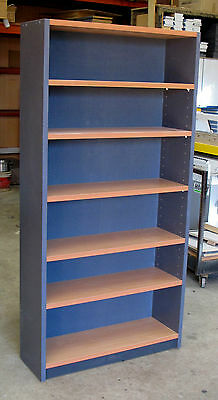 Bookcase, brand new. 1800 x 900. Australian Made. Factory direct sale.