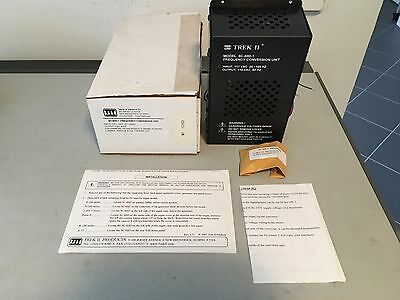 TREK II SC-60D-1 Frequency Conversion Unit for Hammond Organ Models please read
