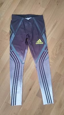 adidas Langlauf Biathlon XC race tight - powerweb Gr. 48 (5) M