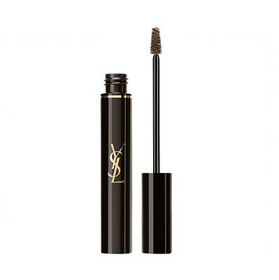 Ysl Couture Brow Brow Shaper Mascara # 1 Glazed Brown
