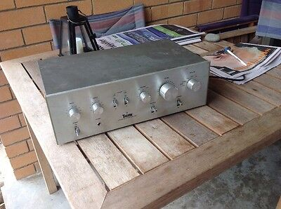 Antique Thorn Integrated Stereo Amplifier-great preserved condition