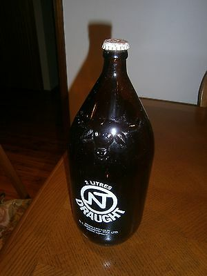 Collectors NT 2L  Draught BEER BOTTLE