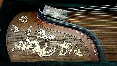 Brand new dunhuang guzheng 2015 design 敦煌古筝 Last Available! Free delivery