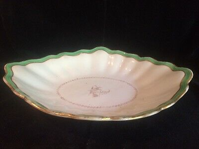 Early Royal Crown Derby Dish