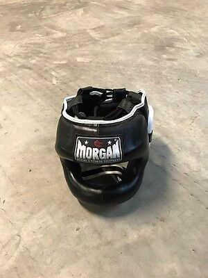 Morgan Boxing Head Guard