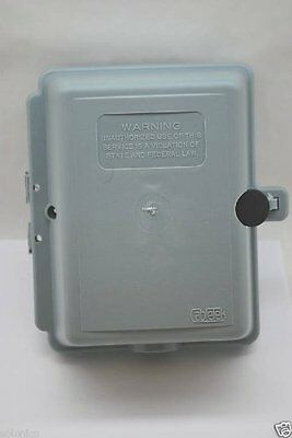 "NEW 9""x6""x3"" OUTDOOR CABLETEK ENCLOSURE CASE UTILITY CABLE BOX"