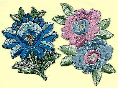 Turmac Tobacco Cigarette embroidery appliques silk Flowers Silks 2