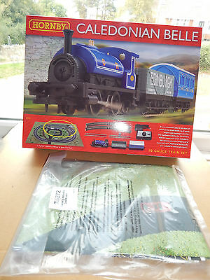 Hornby R1151 Caledonian Belle  Empty Train Box & Trackmat Only