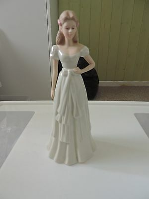 Vintage SBL Pride of Place Collectable Lady Figurine