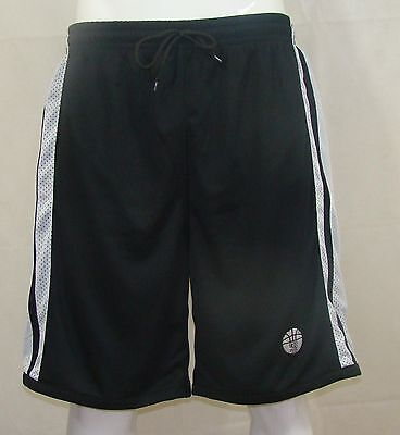 Basketball Shorts / Black /White FREE P & P - priced to clear