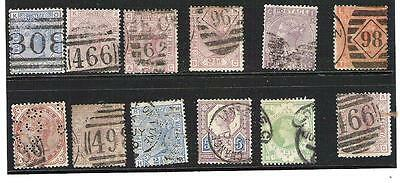 Great Britain Used Lot 1