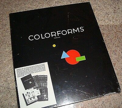 NEW Colorforms Original 60th Anniversary Edition University Games NEW SEALED