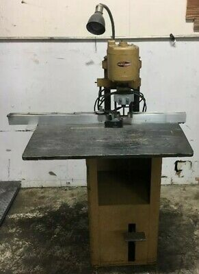 Challenge Paper Drilling Machine Style JF Part # 32858 Fast Shipping!