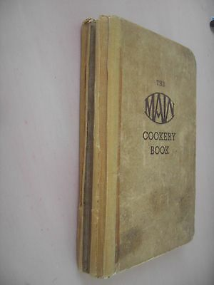 1948 Vintage Cookery book
