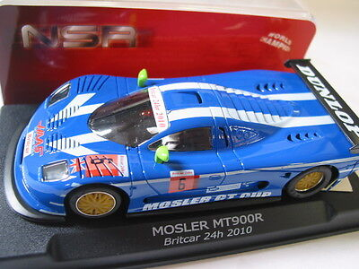 Nsr 1136 Sw Mosler Ev03 2010  Bnib (1/32Nd Scale  Scalextric Compatible)